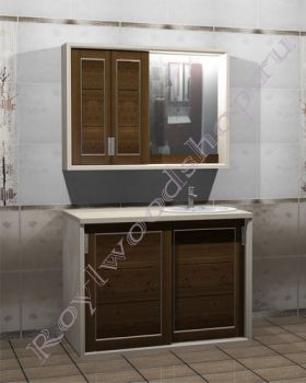 "Комплект для ванной ""Лестер КОМБИ-купе"""