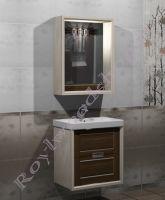 """Комплект мебели для ванной из дерева """"Лестер 60"""""""
