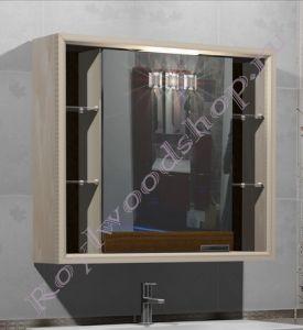 "Зеркало-шкаф ""Лестер 90"""